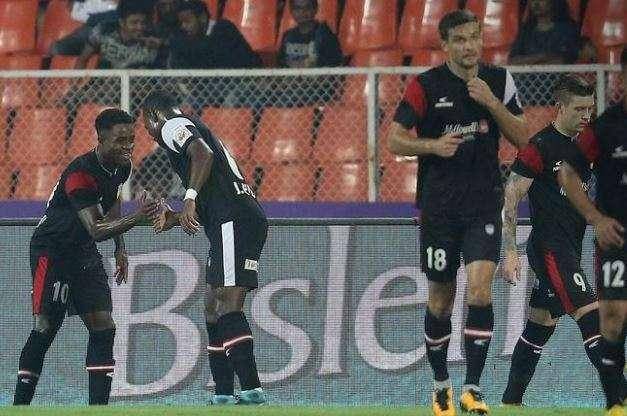 Indian Super League 5: पुणे को हराकर नंबर पर पहुंची नार्थईस्ट यूनाइटेड - India TV