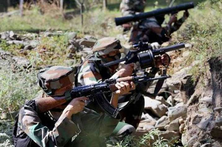 Jammu and Kashmir: Army jawan martyred as Pakistan violates ceasefire | PTI Representational- India TV