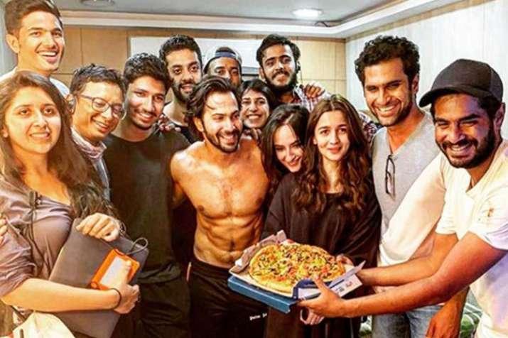कलंक फिल्म सेट- India TV
