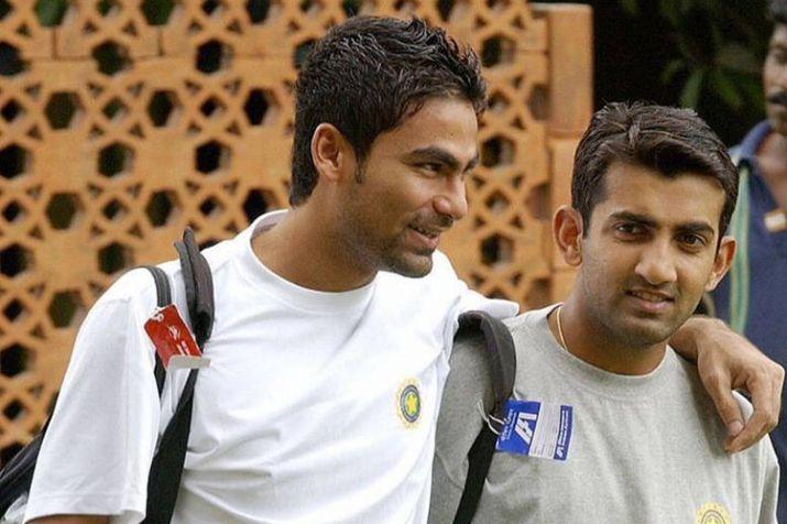 Mohammad Kaif and Gautam Gambhir- India TV