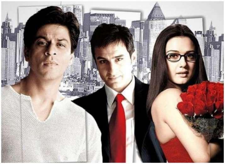 Kal ho na ho- India TV