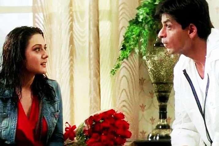 Shah Rukh Khan, Preity Zinta- India TV