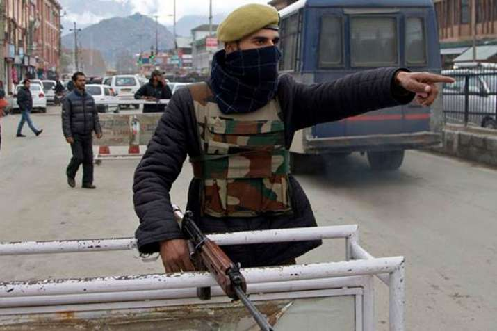 2 terrorists killed by security forces in Pulwama | PTI Representational Image- India TV