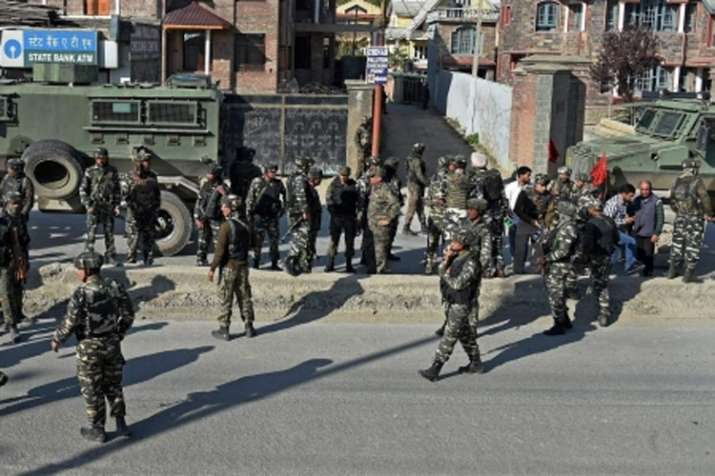 Havaldar killed, 2 injured as Jaish militants attack CRPF camp in Pulwama | PTI Representational- India TV