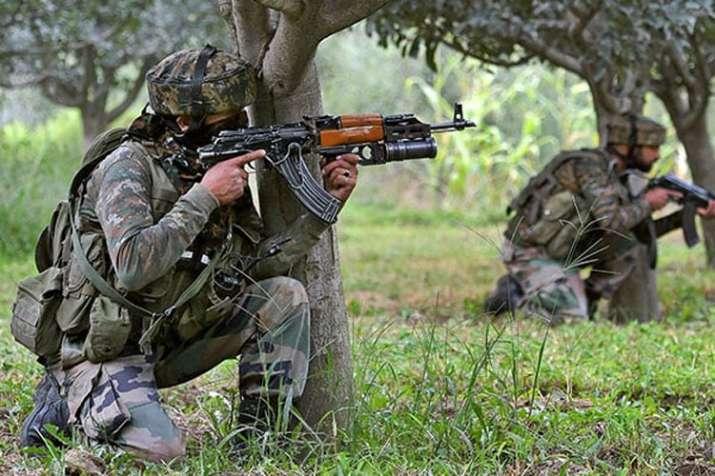 Jammu and Kashmir: Two Hizbul Mujahideen terrorists gunned down in encounter in Shopian- India TV