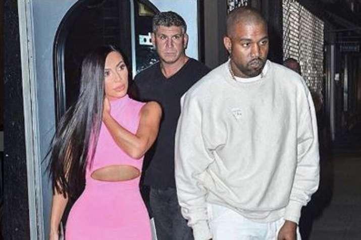 Kim Kardashian, Kanye West- India TV