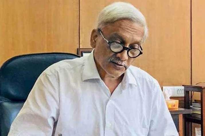 पर्रिकर के स्वास्थ्य को देखते हुए गोवा में नेतृत्व में बदलाव की जरूरत: नाइक - India TV