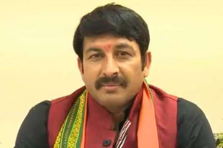 Manoj Tiwari- India TV