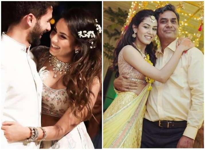 Mira rajput and shahid kapoor- India TV