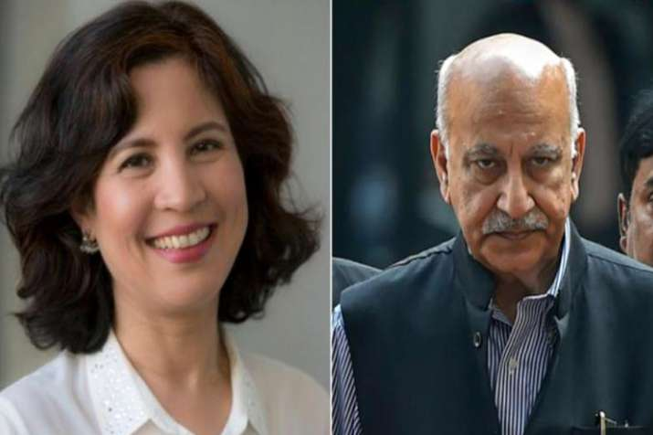 #MeToo: अकबर के बयान पर अमेरिकी पत्रकार का पलटवार- India TV