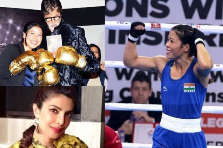 Priyanka Chopra, Amitabh Bachchan and others hail 'magnificent' Mary Kom- India TV