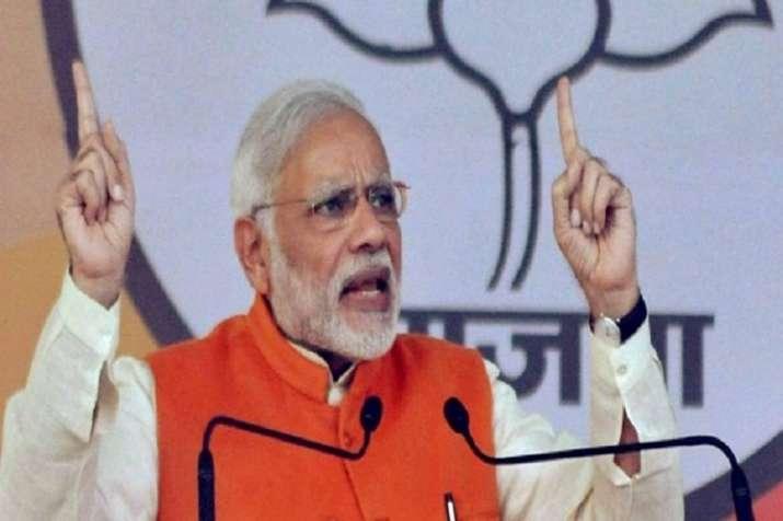 Prime Minister Narnendra Modi Rally in Madhya Pradesh Live Updates- India TV