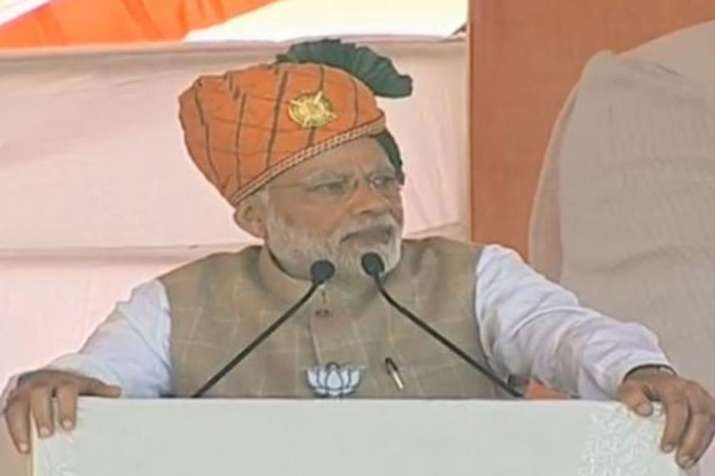 Assembly Elections 2018: Narendra Modi in Rajasthan- India TV