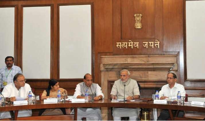 modi cabinet- India TV Paisa