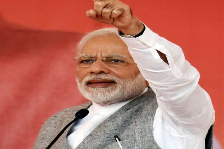 Had Sardar Patel been Prime Minister, farmers would not have been ruined: PM Modi in Mandsaur- India TV