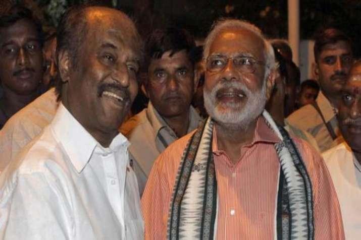 AIADMK criticizes Rajnikant for his statement about PM Modi- India TV