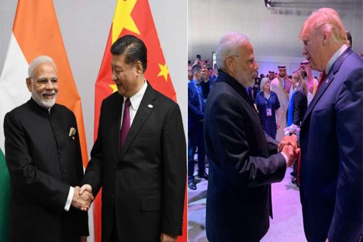 PM Modi @ G20- India TV