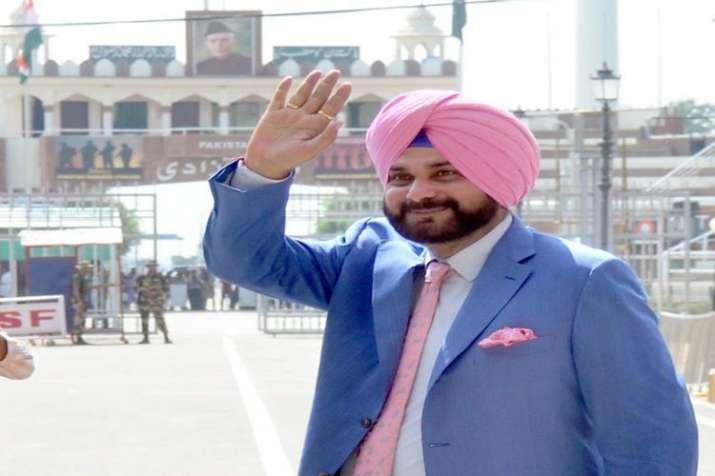 Kartarpur Corridor corridor ceremony Navjot Singh Sidhu accepts invitation by Pak foreign minister- India TV