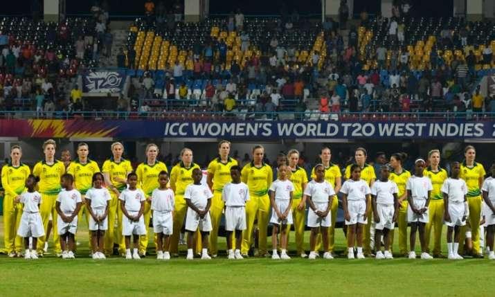 Australian Women's Cricket Team- India TV
