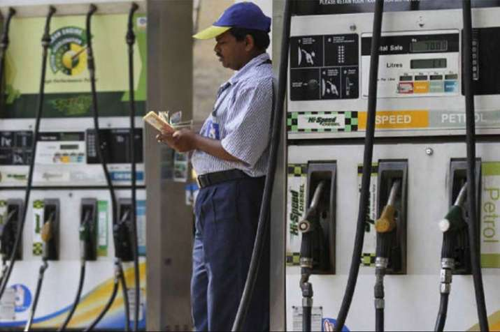 Good news for Modi Government: International crude oil price plunges lowest since Oct 2017- India TV