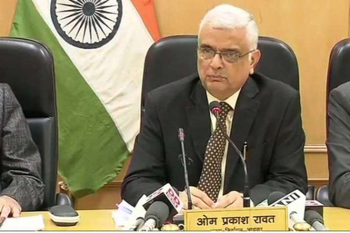J&K polls to be held before May: CEC Rawat- India TV
