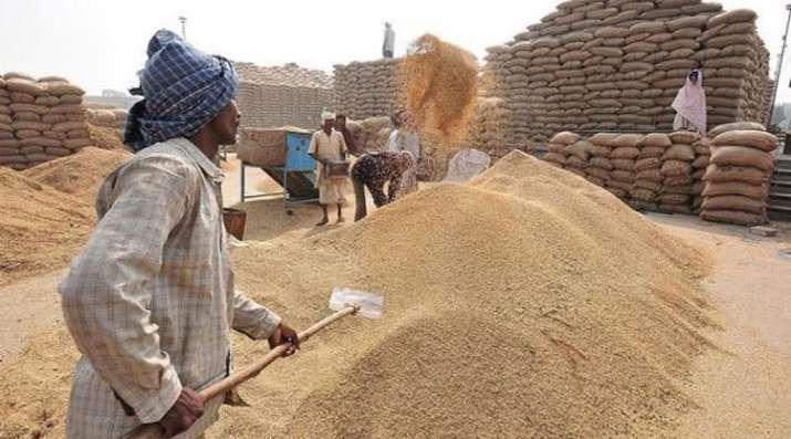 paddy procurement- India TV Paisa