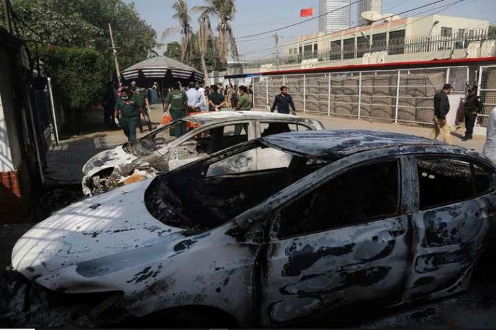 china, pakistan, terror attack, karachi, chinese consulate, world, asia, news, latest update- India TV