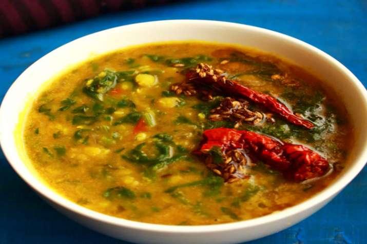 Palak Dal Recipe- India TV