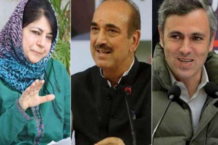 पीडीपी-कांग्रेस और नैशनल कॉन्फ्रेंस मिलकर बना सकते हैं जम्मू-कश्मीर में सरकार- India TV