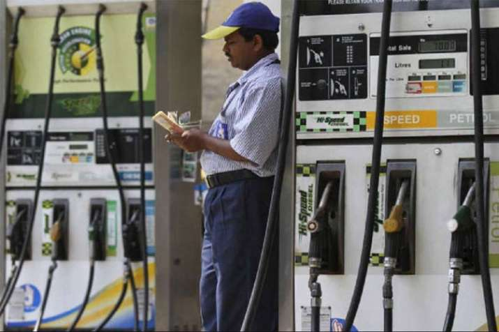 Fuel prices slashed: Petrol at Rs 78.78 per litre in Delhi and diesel at Rs 73.36 per litre | PTI Fi- India TV Paisa