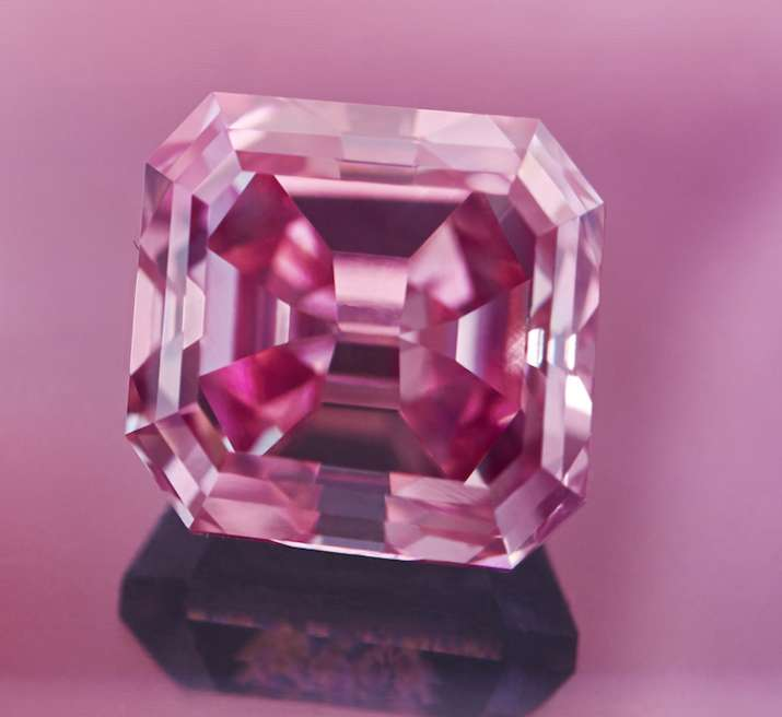 pink diamond- India TV Paisa