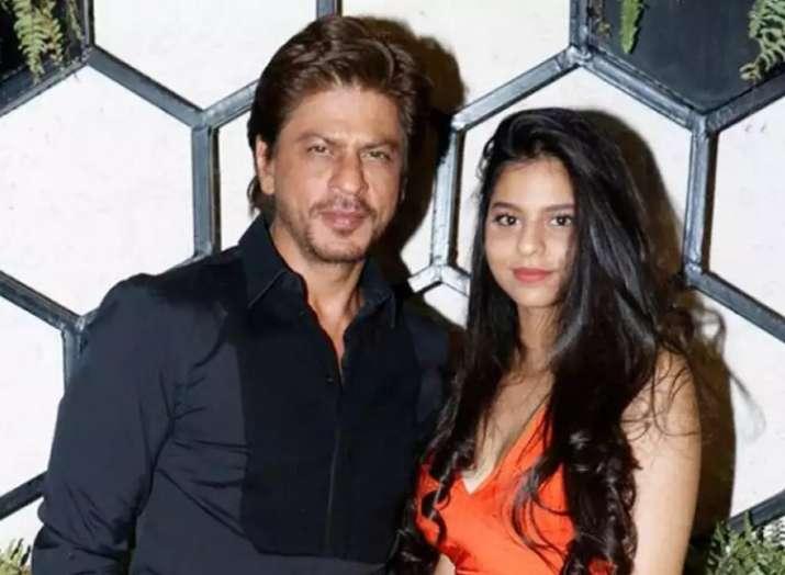 Suhana and Shahrukh- India TV