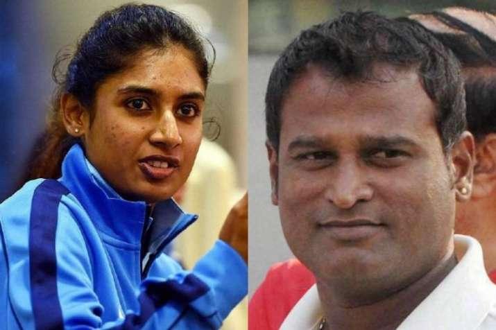 मिताली राज और रमेश...- India TV