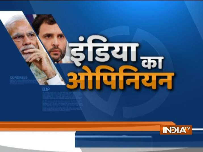 India TV CNX Opinion Poll for Lok Sabha Elections in...- India TV