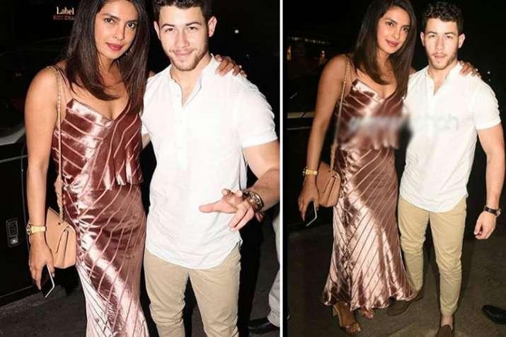 Priyanka And Nick- India TV
