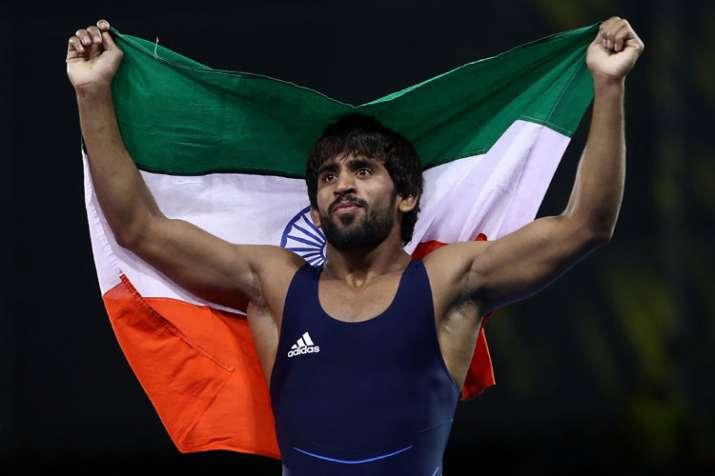 ओलम्पिक का लक्ष्य लिए बजरंग की नजरें विश्व चैम्पियनशिप पर- India TV
