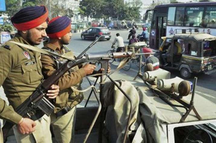 6 suspected terrorists seen in Punjab's Pathankot, alert- India TV