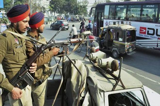 Security agencies issues terrorist attack alert for Punjab- India TV