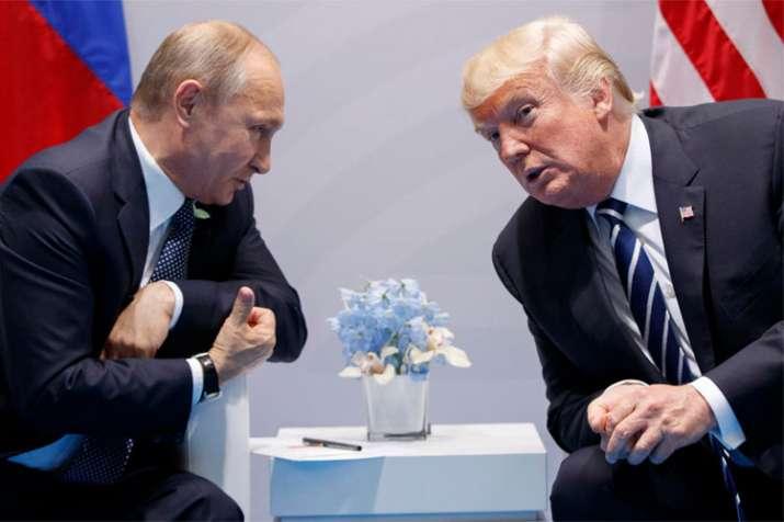 G20: Trump cancels Putin meeting over Ukraine | AP File- India TV