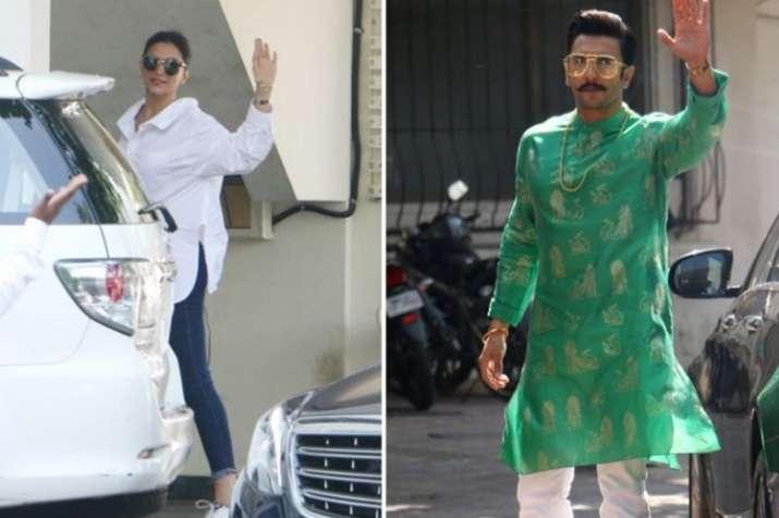 रणवीर सिंह-दीपिका...- India TV