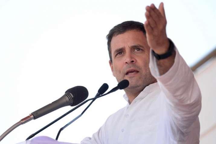 Raman Singh Statement on Rahul Gandhi's Chhattisgarh tour- India TV