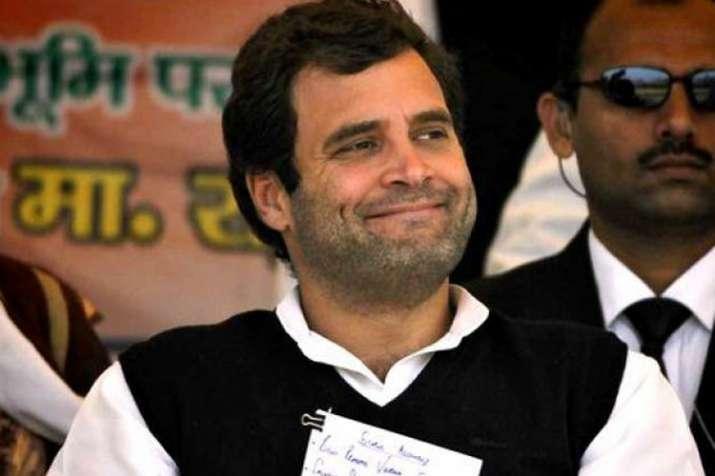 Chhattisgarh Assembly Elections 2018: कांग्रेस अध्यक्ष राहुल गांधी दो दिनों में करेंगे पांच सभाएं- India TV