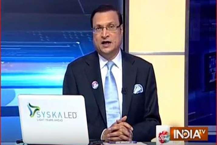 Rajat Sharma | India TV- India TV