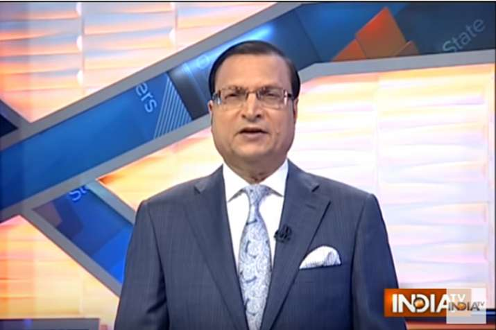 Rajat Sharma Blog, civic system, complete mess- India TV