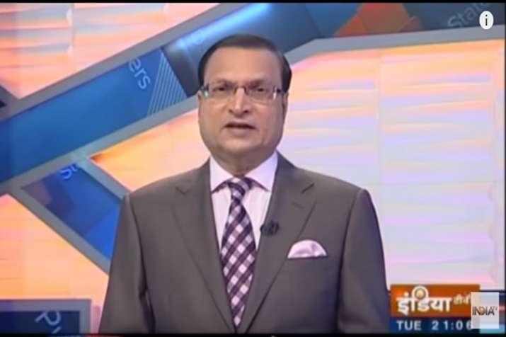 Rajat Sharma Blog, Congress, backed out, draft manifesto, promising sops for minorities- India TV