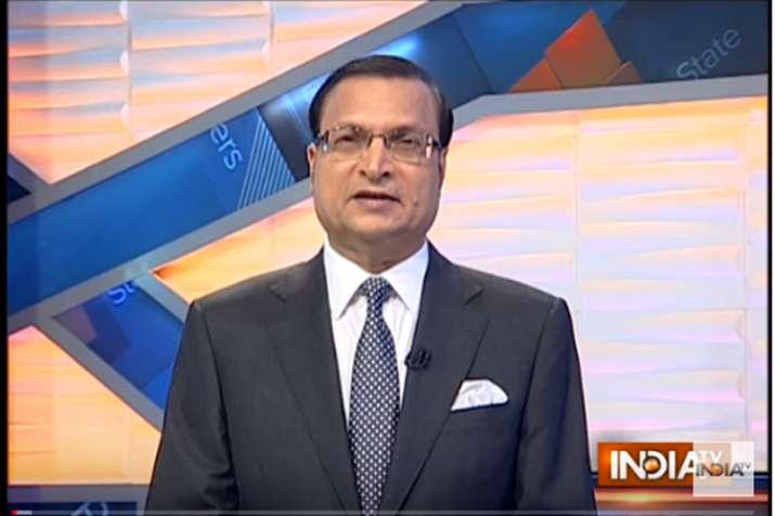 Rajat Sharma Blog, Navjot Sidhu - India TV