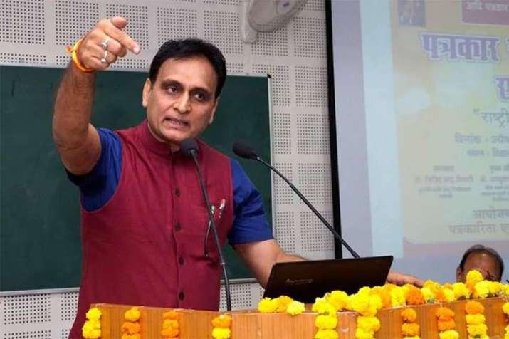 BJP MP Rakesh Sinha to bring private member's bill on Ram temple | Facebook- India TV