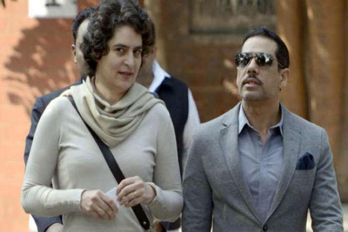 Enforcement Directorate has summoned Robert Vadra in the land deal case- India TV