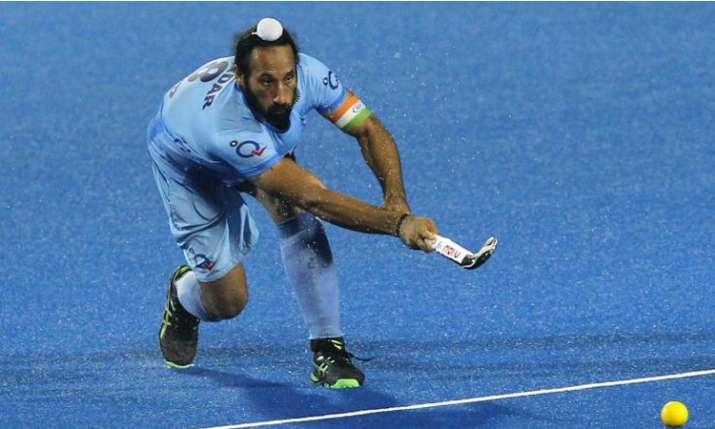 Sardar Singh- India TV