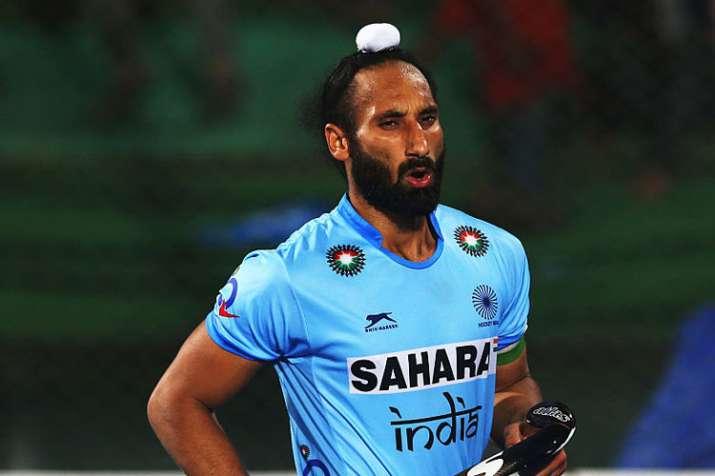 अचानक संन्यास लेकर सबको चौंकाने वाले सरदार सिंह को हॉकी इंडिया ने दी बड़ी जिम्मेदारी- India TV